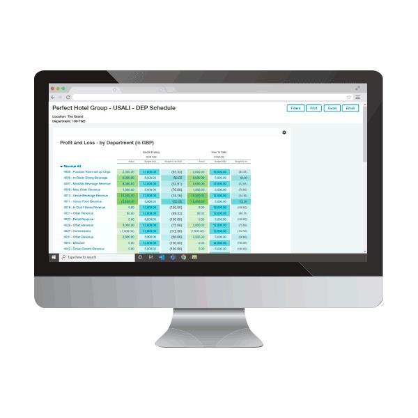 Sage Intacct Analyse Performance & Improve Your Profitability