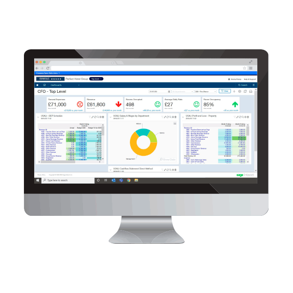 Sage Intacct Best-In-Class Financial Management