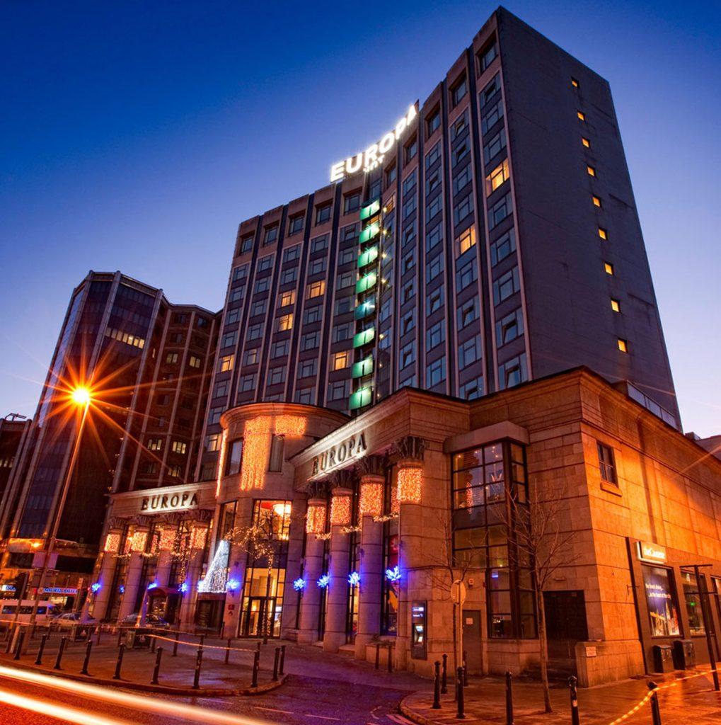 Hastings Hotels Europa Hotel Belfast