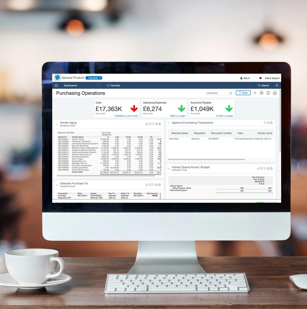 Sage Intacct AP Software Solutions