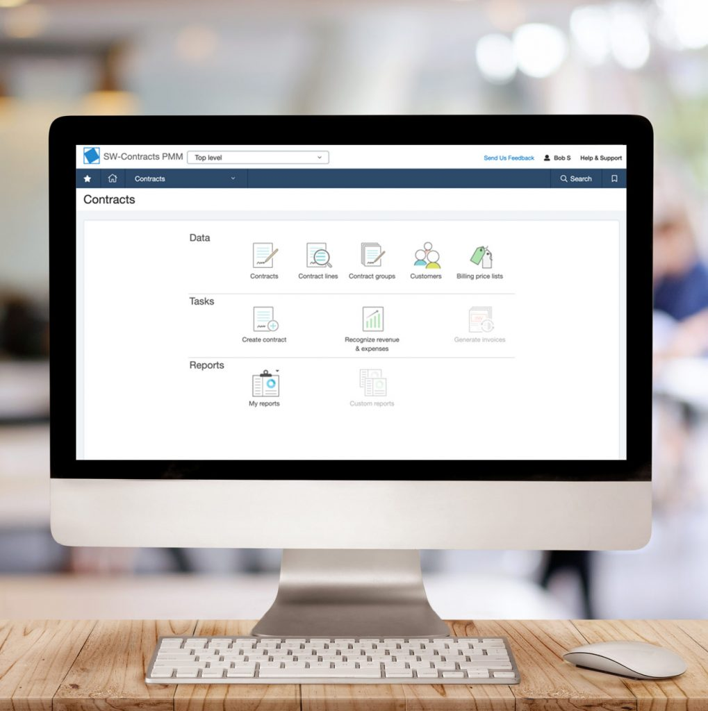 Sage Intacct Contract & Subscription Billing