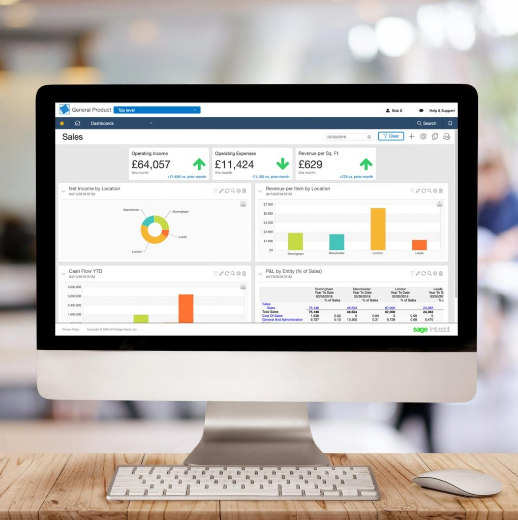 Sage Intacct Order Management Workflows Your Way