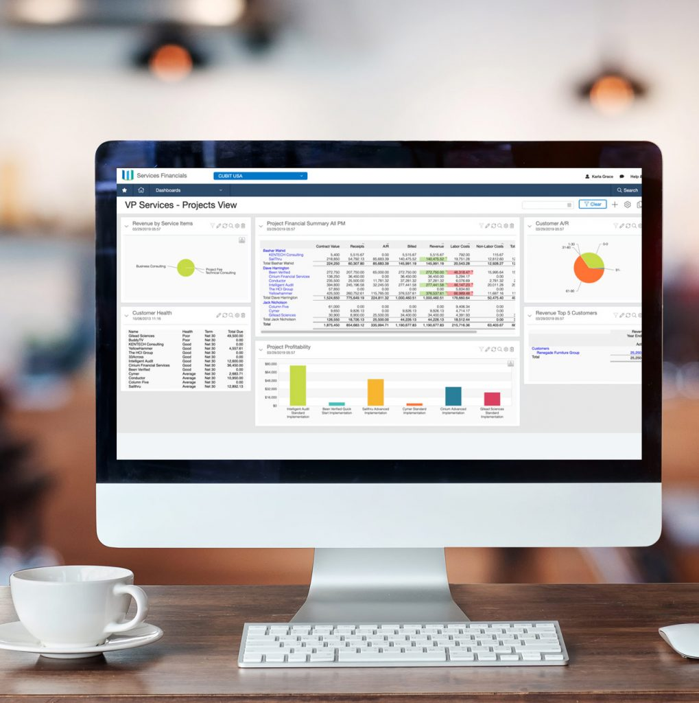 Sage Intacct Out of the Box Functionality