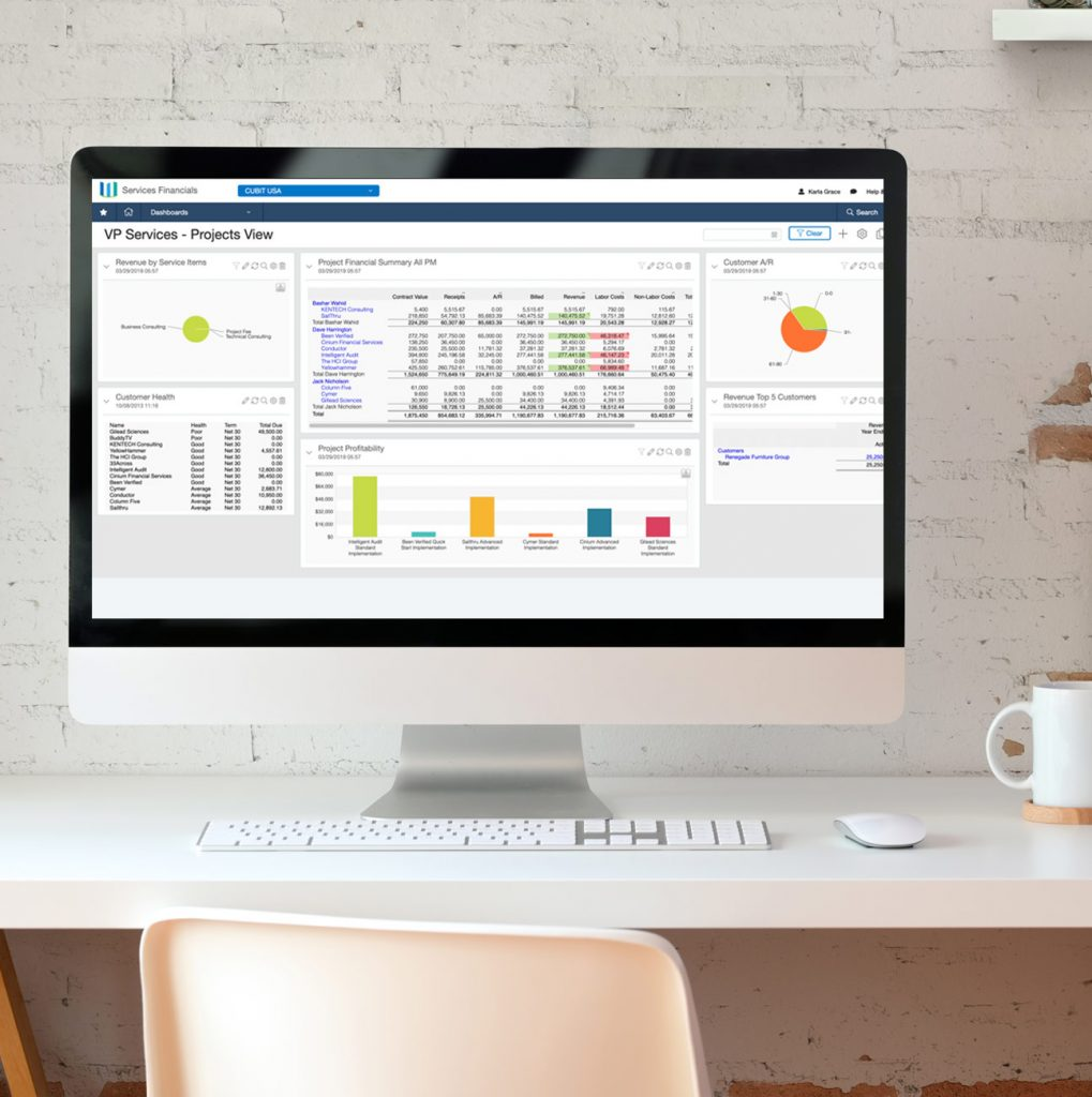 Sage Intacct Project Costing & Billing